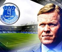 Everton confirm Koeman as their manager for next season
