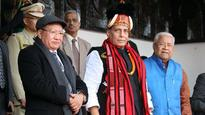 North-East states' territorial integrity won't be hit by Naga pact: Rajnath Singh