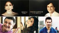After Rishi Kapoor, Varun Dhawan, Vidya Balan and others thank Oscars for remembering Shashi Kapoor and Sridevi