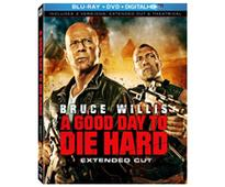 Good Day to Die Hard, A (Blu-ray Review)