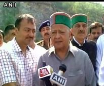 Shimla forest fire due to rise in temperature: HP CM