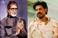 SRK praised by B-Town's Angry Young Man Amitabh Bachchan