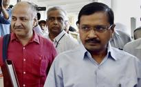 4 DU Students Detained For Attempting To Stop Arvind Kejriwal's Car