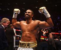 Haye sets sights on Joshua