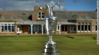 Birthplace of the Open's Claret Jug