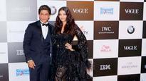 See pics: Shah Rukh Khan-Aishwarya Rai Bachchan steal the spotlight at Vogue Beauty Awards
