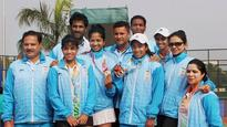 South Asian Games: India clean sweeps all tennis medals