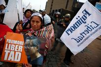 Peru's Ailing former President Fujimori seeks pardon