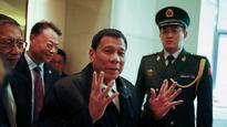 Philippines' Duterte says not ...