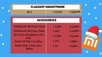 Xiaomi is offering discounts on Mi5, Mi power banks, Mi in-Ear headphones and more