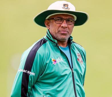 Hathurusingha takes over as Sri Lanka coach after India ODI series