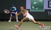 Zhang Shuai beats Wozniacki 2-1 in BNP Paribas Open