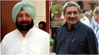Stand by soldiers, not Babus: Amarinder Singh's advice to Parrikar on 7th pay commission