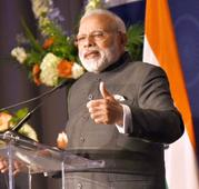 'No country questioned surgical strikes': Modi's veiled attack on Pak in US