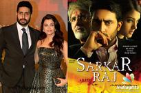 Abhishek Bachchan & Aishwarya not doing 'Sarkar 3'