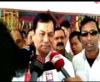 Sonowal thanks PM on being elected as BJP legislature leader