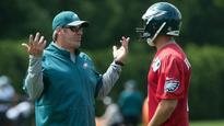 Eagles coaches don't seem to agree Sam Bradford is the starting QB