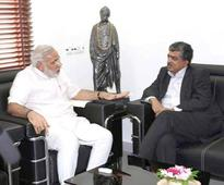 Nandan Nilekani brought in to realise Modi's 'cashless India' dream