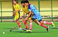 Manipur Hockey League MEIRA, KHSC register wins