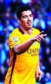 Luis proud to go past Ronaldo