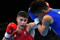 'Pretty boy' puts modelling aside for boxing gold at Olympics