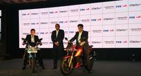 TVS Motor launches Apache RTR 200 and Victor