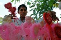 Cambodian government warns students of Valentine's Day perils