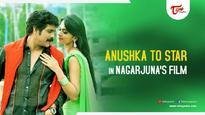 Anushka To Star In Nagarjuna's Film