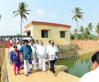 Mangaluru: DK's first multi-village drinking water project inaugurated at Bajpe