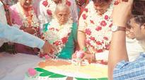 Gujarat civic polls: 92-year-old Dahiben wins 10th term in a row from Ankleshwar