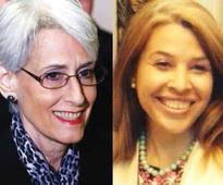 Jerusalem Post 50 Most Influential Jews: Number 5 - Wendy Sherman and Sarah Bard
