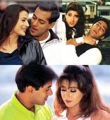 Sonali Bendre, Urmila Matondkar, Twinkle Khanna  5 actresses who REFUSED to romance Salman Khan onscreen after one film!