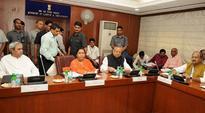 Uma Bharati calls meeting on Krishna water-sharing