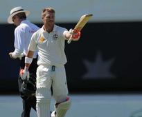 David Warner, Cricket Australia's Test Player of Year, wins Allan Border Medal