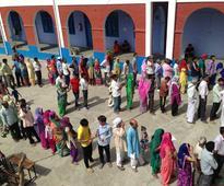 Around 54% voter turnout recorded in Delhi civic polls