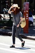 Celebrity Sightings: Jennifer Aniston, Kendall Jenner, Heidi Klum...