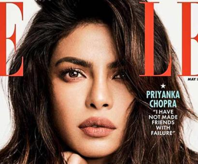 The secret of Priyanka Chopra's success