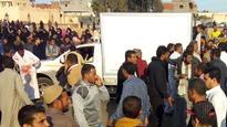 Egypt hits back, massive offensive targets militants; many militants dead, vehicles destroyed