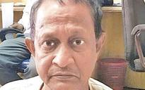 Khokon Saha, big fish of turtle trade, in West Bengal police net