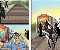 Train crushes 2 boys: Selfie junkie's focus was on being bold & risky