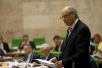 Let's not overreact to Panama Papers, some EU ... Malta's Finance Minister Edward Scicluna presents the 2016 Budget speech...