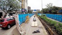Eastern Express Highway, LBS Marg to be barricaded for Metro work