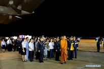 People mourn as bodies of 3 victims transferred to Bangkok
