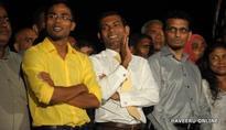 EU parties seek sanctions on Maldives