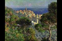 Monet exhibit marks 20 years of foundation
