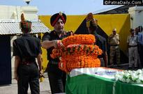 Soldier Killed in Insurgent Ambush in Manipur Cremated