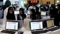 What stops Emiratis from seeking private sector jobs