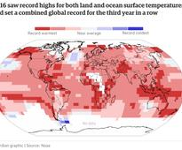 The science is in: 2016 was officially the hottest year ever