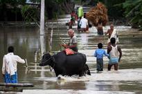 In photos: Flash floods in Bihar kill 10, leave millions stranded