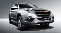 2016 Haval H9 Test Drive